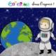 Escape game Espace pour enfants à 8€